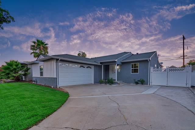 5314 Waring Rd, San Diego, CA 92120 (#210020294) :: Dannecker & Associates