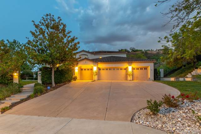 11799 Treadwell Dr, Poway, CA 92064 (#210020316) :: Wannebo Real Estate Group