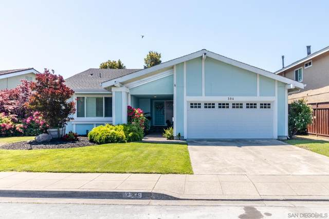 394 Port Royal, Foster City, CA 94404 (#210020354) :: Neuman & Neuman Real Estate Inc.