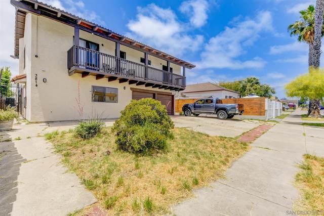 3814 Cherokee Ave #8, North Park, CA 92104 (#210020396) :: Neuman & Neuman Real Estate Inc.