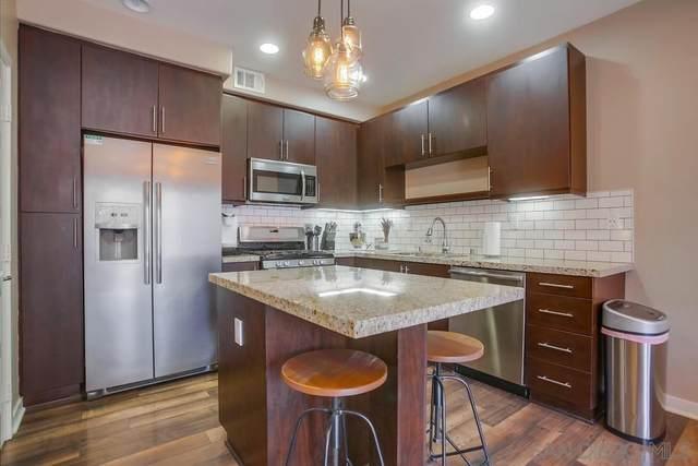 2105 Cosmo Way #126, San Marcos, CA 92078 (#210020426) :: Neuman & Neuman Real Estate Inc.