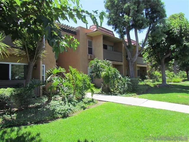 6911 Alvarado Rd #23, San Diego, CA 92120 (#210020448) :: Neuman & Neuman Real Estate Inc.