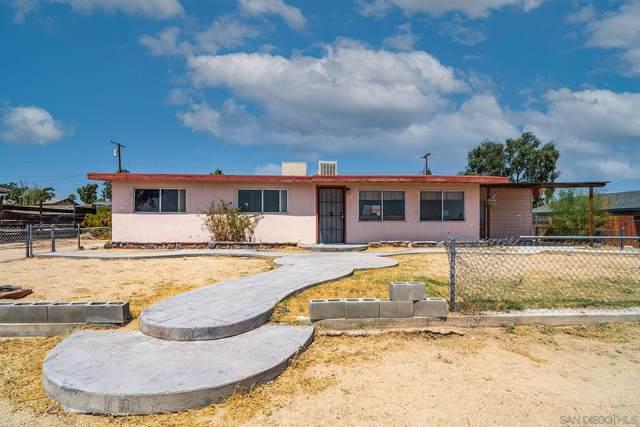 5356 Abronia Ave, Twentynine Palms, CA 92277 (#210020449) :: Neuman & Neuman Real Estate Inc.