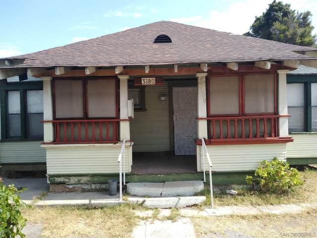 3180 Franklin Ave, San Diego, CA 92113 (#210020466) :: Neuman & Neuman Real Estate Inc.