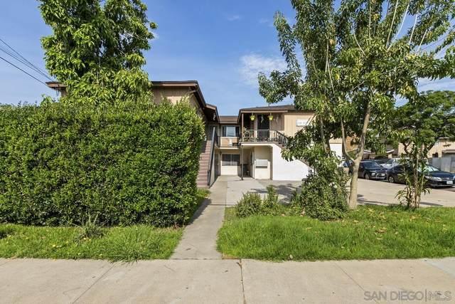 128 S S 33Rd St, San Diego, CA 92113 (#210020469) :: Neuman & Neuman Real Estate Inc.