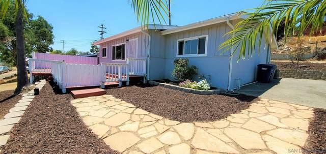 8911 Spring Pl, Spring Valley, CA 91977 (#210020509) :: Neuman & Neuman Real Estate Inc.