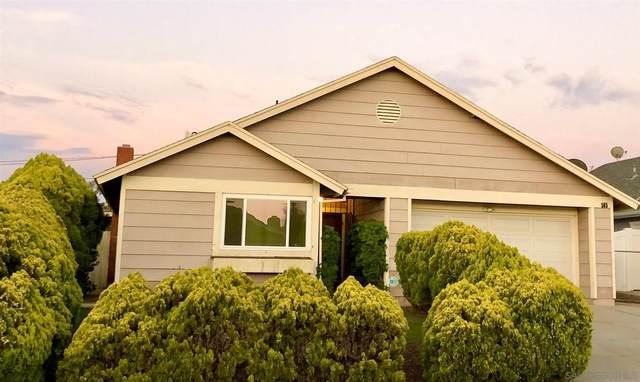 1585 Parkland Way, San Diego, CA 92114 (#210020547) :: Neuman & Neuman Real Estate Inc.