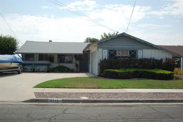 6319 Boulder Lake Ln, San Diego, CA 92119 (#210020588) :: Neuman & Neuman Real Estate Inc.