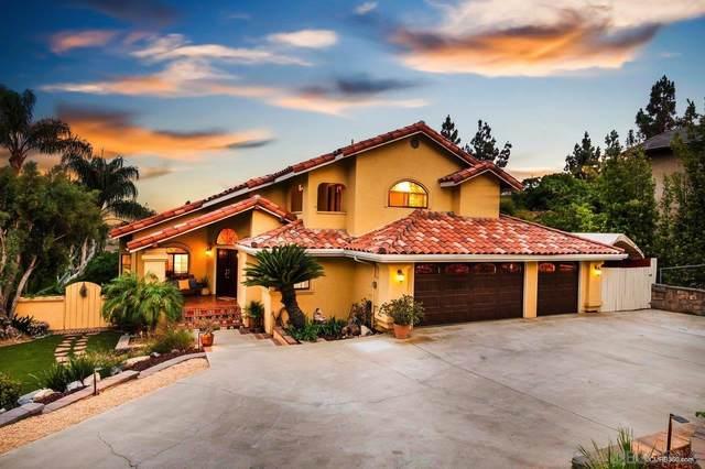 8679 Butte St, La Mesa, CA 91941 (#210020592) :: Dannecker & Associates