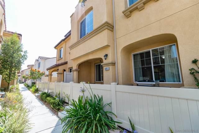 1425 Egret St #3, Chula Vista, CA 91913 (#210020599) :: Neuman & Neuman Real Estate Inc.