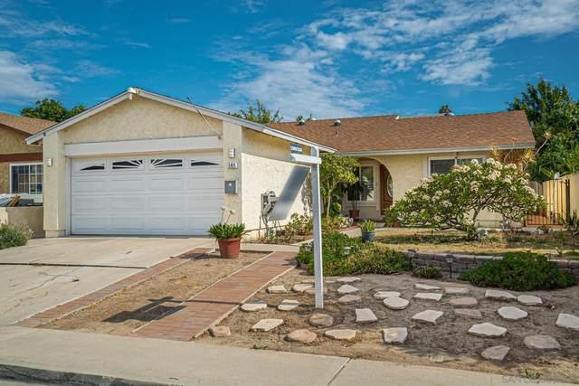141 Diza, San Ysidro, CA 92173 (#210020620) :: Neuman & Neuman Real Estate Inc.