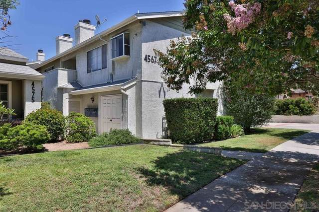 4567 Contour Blvd #203, San Diego, CA 92115 (#210020621) :: Team Forss Realty Group