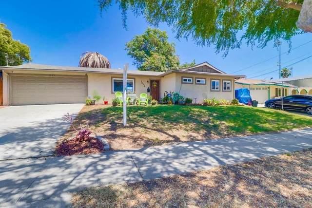 1625 Folkestone St, Spring Valley, CA 91977 (#210020626) :: Team Forss Realty Group