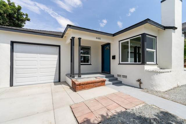 4481 51st St, San Diego, CA 92115 (#210020629) :: SunLux Real Estate