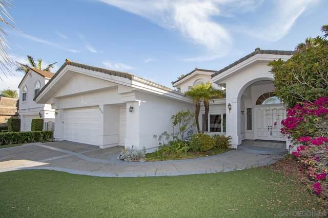 12325 Fairway Pointe Row, San Diego, CA 92128 (#210020631) :: Neuman & Neuman Real Estate Inc.