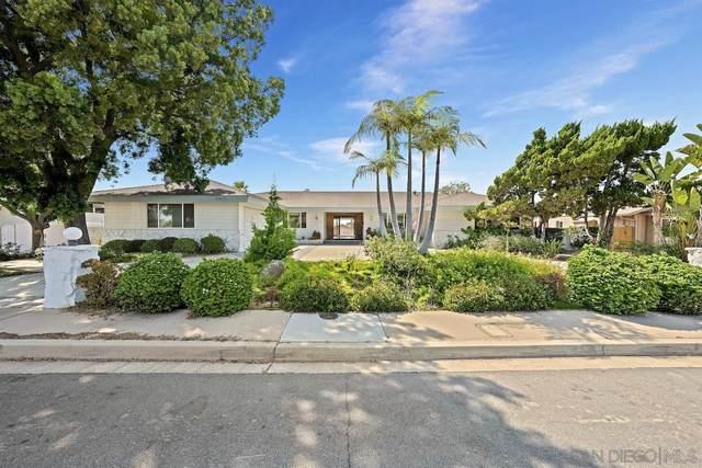 6678 Linda Ln, San Diego, CA 92120 (#210020636) :: Neuman & Neuman Real Estate Inc.
