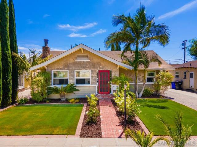 4457 42nd St, San Diego, CA 92116 (#210020648) :: SunLux Real Estate