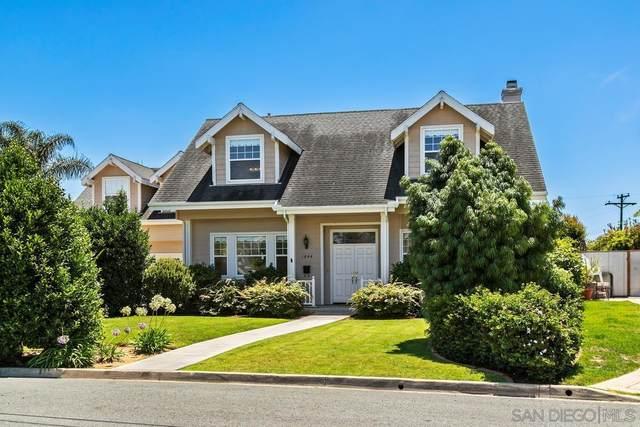 1844 Dora Dr, Cardiff, CA 92007 (#210020668) :: Neuman & Neuman Real Estate Inc.