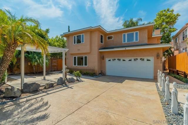 955 Agate Street, San Diego, CA 92109 (#210020687) :: Neuman & Neuman Real Estate Inc.