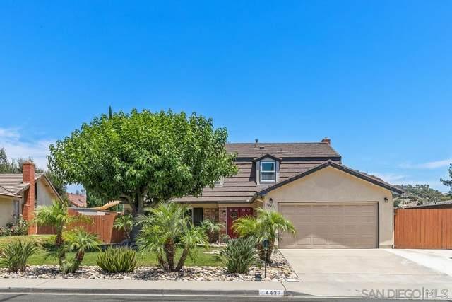 14437 Hillndale Way, Poway, CA 92064 (#210020693) :: Neuman & Neuman Real Estate Inc.