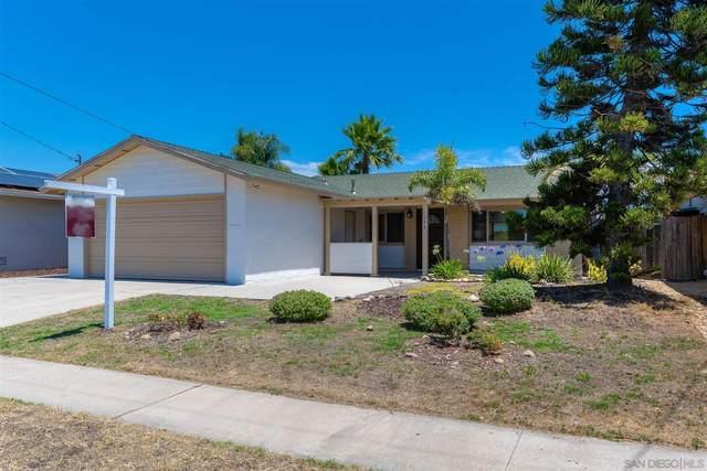 7143 Teasdale Ave, San Diego, CA 92122 (#210020732) :: Dannecker & Associates