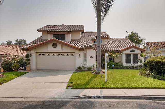 2086 Balboa Circle, Vista, CA 92081 (#210020745) :: Neuman & Neuman Real Estate Inc.