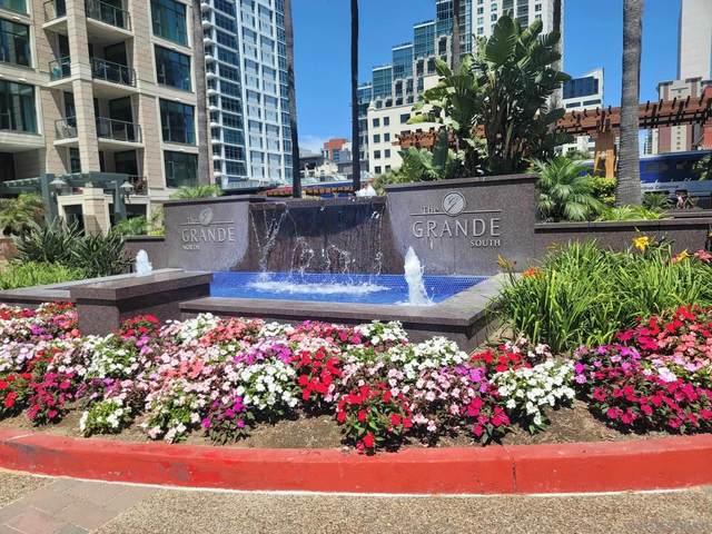 1199 Pacific Highway #505, San Diego, CA 92101 (#210020755) :: Neuman & Neuman Real Estate Inc.
