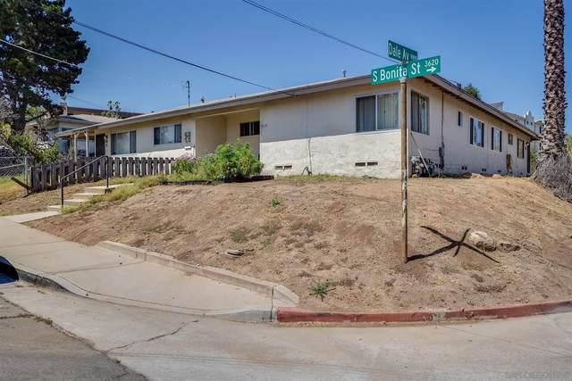 3612-16 S Bonita St, Spring Valley, CA 91977 (#210020759) :: Neuman & Neuman Real Estate Inc.