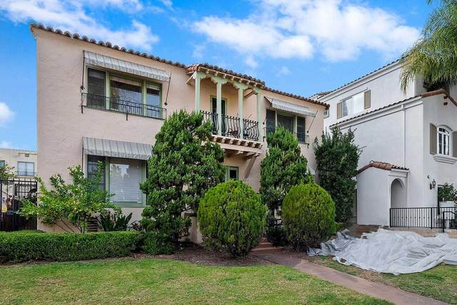3610-16 Indiana St, San Diego, CA 92103 (#210020791) :: The Marelly Group   Sentry Residential