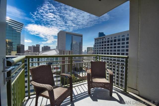 1240 India St #2104, San Diego, CA 92101 (#210020800) :: Neuman & Neuman Real Estate Inc.