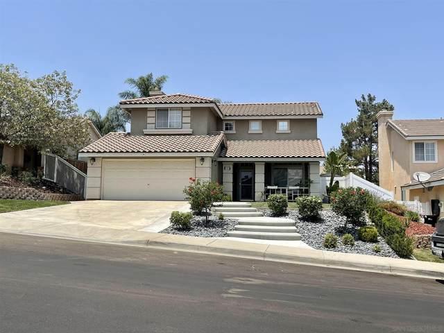27451 Bunkerhill, Corona, CA 92883 (#210020817) :: Dannecker & Associates