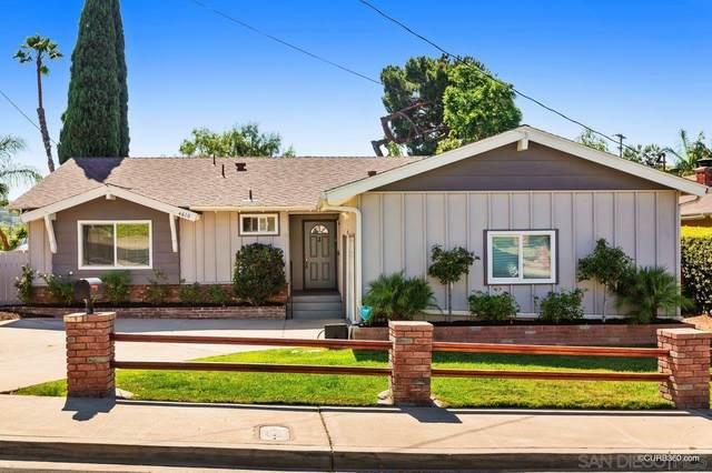 4610 Miramonte Street, La Mesa, CA 91941 (#210020823) :: Dannecker & Associates