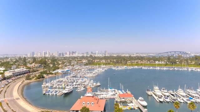 1710 Avenida Del Mundo #1407, Coronado, CA 92118 (#210020834) :: Neuman & Neuman Real Estate Inc.
