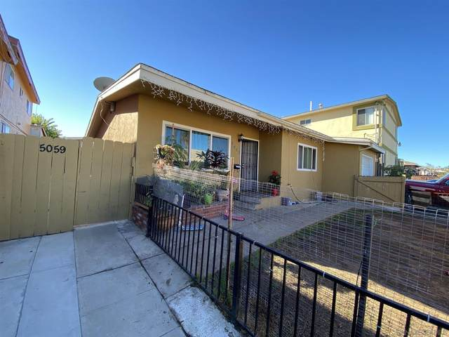 5057-5059 Sterling Court, San Diego, CA 92105 (#210020862) :: Neuman & Neuman Real Estate Inc.