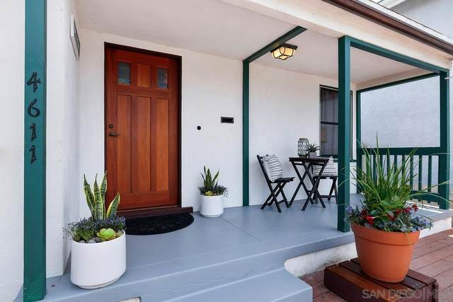 4611 Cape May Avenue, San Diego, CA 92107 (#210020875) :: Yarbrough Group