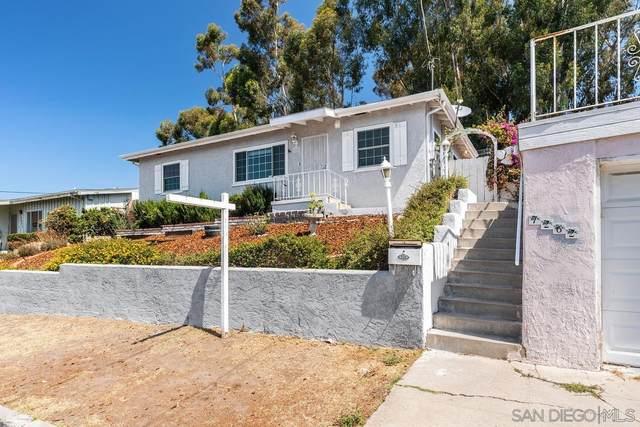 7262 Stanford Ave, La Mesa, CA 91942 (#210020876) :: Compass