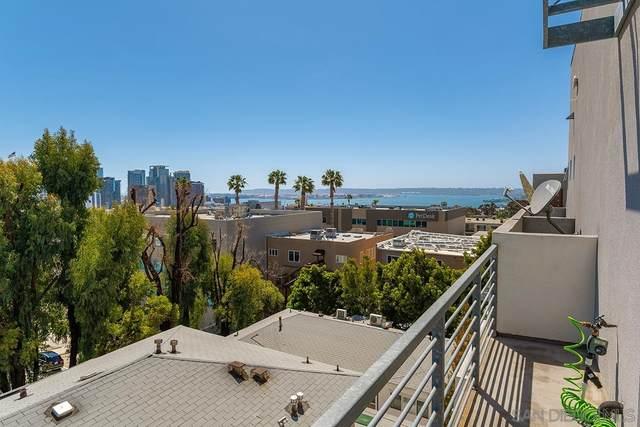 2064 2nd Ave, San Diego, CA 92101 (#210020879) :: Dannecker & Associates