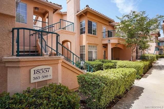 18557 Caminito Pasadero #387, San Diego, CA 92128 (#210020887) :: Neuman & Neuman Real Estate Inc.