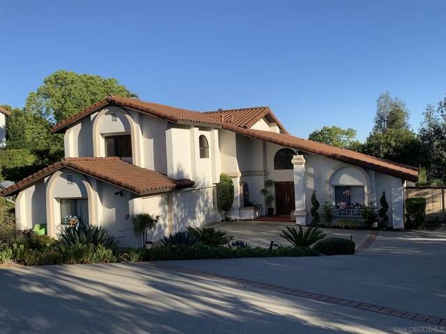 13645 Del Poniente Drive, Poway, CA 92064 (#210020891) :: Neuman & Neuman Real Estate Inc.