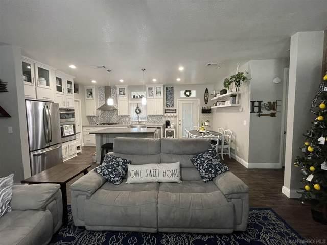 3505 Alpine Blvd #1, Alpine, CA 91901 (#210020906) :: Neuman & Neuman Real Estate Inc.