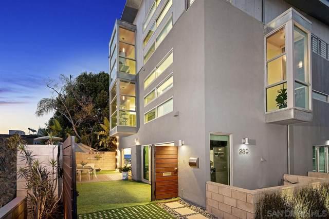280 Montecito Way, San Diego, CA 92103 (#210020917) :: SD Luxe Group