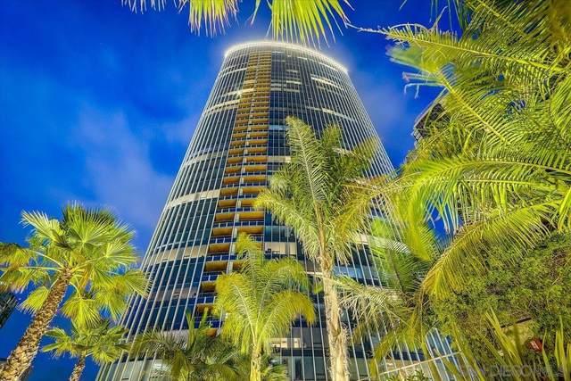 888 W E St #504, San Diego, CA 92101 (#210020925) :: Neuman & Neuman Real Estate Inc.