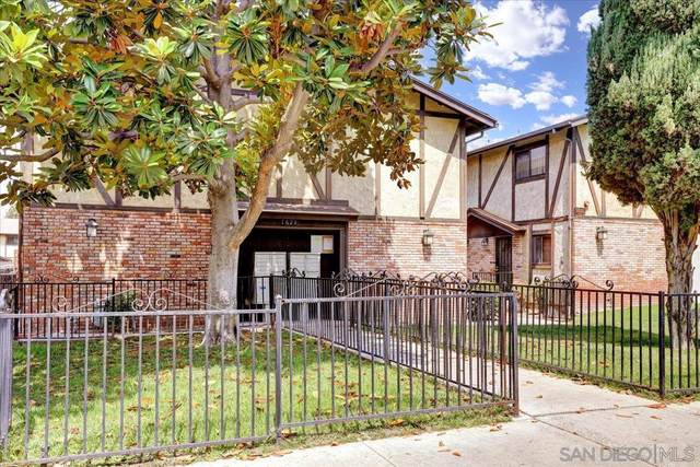 1628 Presioca St #24, Spring Valley, CA 91977 (#210020926) :: Team Forss Realty Group