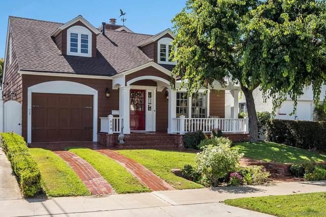 819 San Luis Rey Ave, Coronado, CA 92118 (#210020929) :: SD Luxe Group