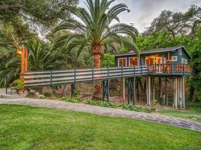 1102 Nicola Ranch Road, Fallbrook, CA 92028 (#210020998) :: Compass