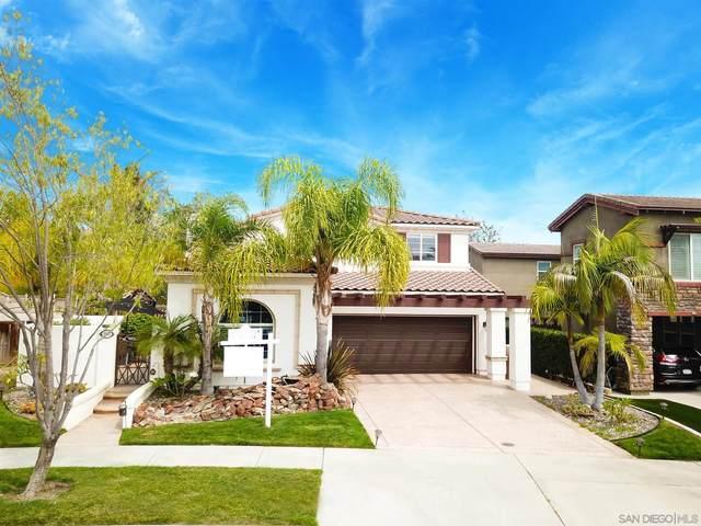 2483 Quiet Trail Way, Chula Vista, CA 91915 (#210021017) :: Neuman & Neuman Real Estate Inc.