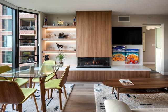 500 W Harbor Drive #820, San Diego, CA 92101 (#210021029) :: Neuman & Neuman Real Estate Inc.