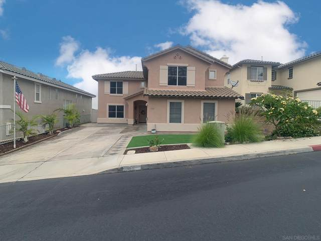 1922 Pointe Pkwy, Spring Valley, CA 91978 (#210021030) :: Compass