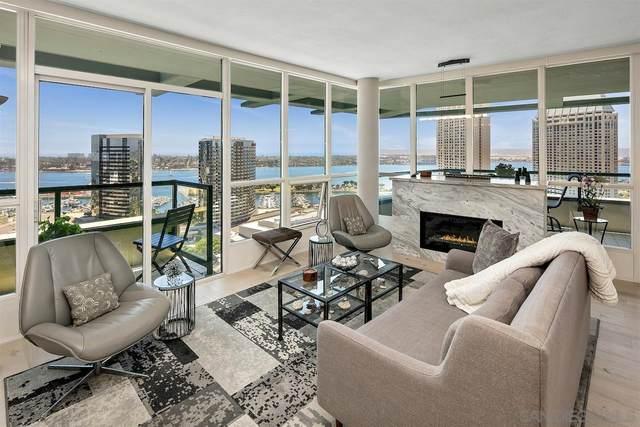 510 1st Avenue #2502, San Diego, CA 92101 (#210021059) :: Neuman & Neuman Real Estate Inc.