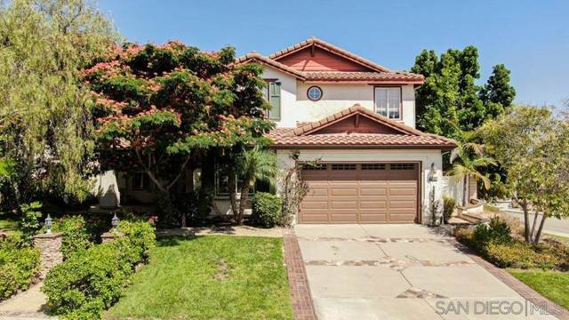 8037 Paseo Avellano, Carlsbad, CA 92009 (#210021082) :: Neuman & Neuman Real Estate Inc.
